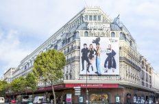 Amanda Levete selected to remodel Paris' Galeries lafayette department store