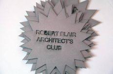 Associate Matthew Wilkinson leads The Architects' Club with Robert Blair School