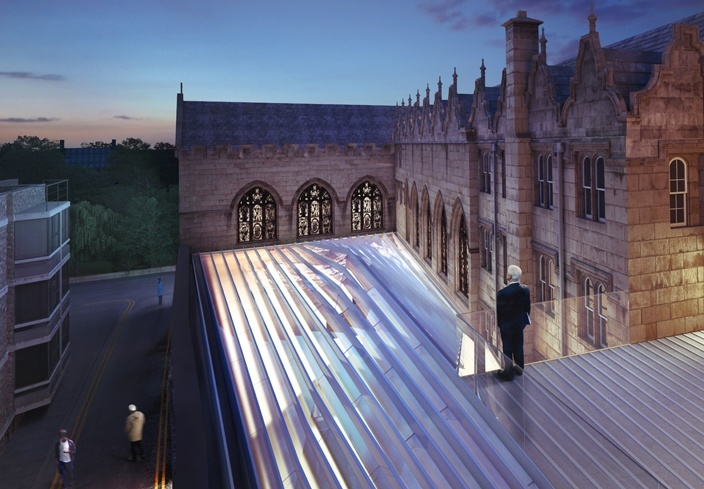 Underpinning tradition with modernity at Oriel College, Oxford