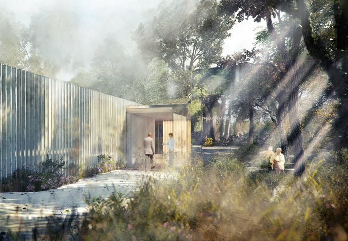 Maggie's Centre Southampton receives planning permission