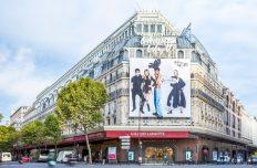 AL_A to transform Galeries Lafayette Haussmann in Paris