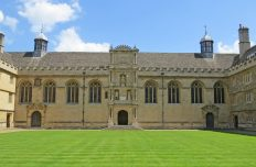 Wadham College chooses AL_A to design two new buildings