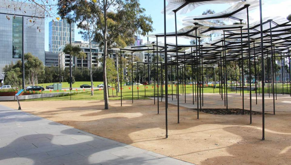 New Docklands Park redevelopment completes