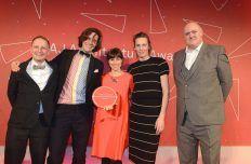 V&A and Sky Central win prizes at AJ Awards