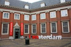 AL_A with NEXT Architects and 1meter98 shortlisted for Amsterdam Museum competition