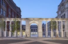 Designboom and Dezeen list Exhibition Road Quarter in this year's top 10 museum projects
