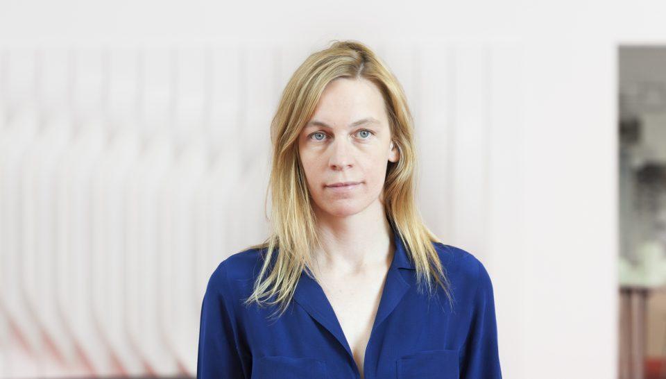 Alice Dietsch speaking at ARCHITECT @ WORK