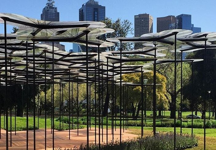 Mpavilion 2015 Opens In Melbourne Al A Mpavilion 2015