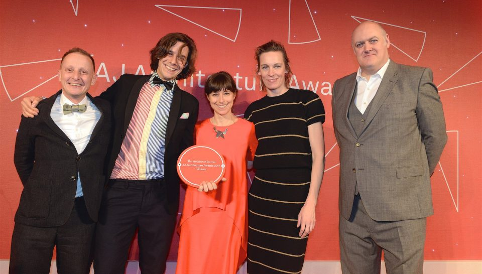 Design Awards Al London Design Museum : Al a